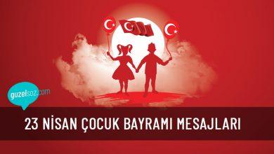Photo of 23 Nisan Çocuk Bayramı Mesajları