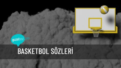 Photo of Basketbol Sözleri