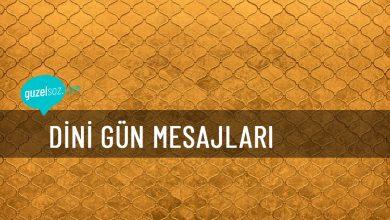 Photo of Dini Gün Mesajları