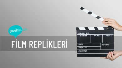 Photo of Film Replikleri