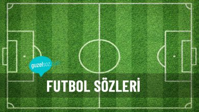 Photo of Futbol Sözleri