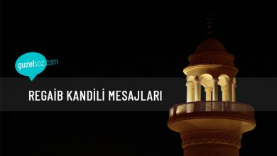 Photo of Regaib Kandili Mesajları