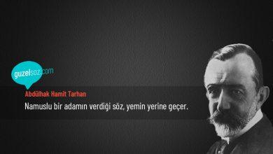 Photo of Abdülhak Hamit Tarhan Sözleri