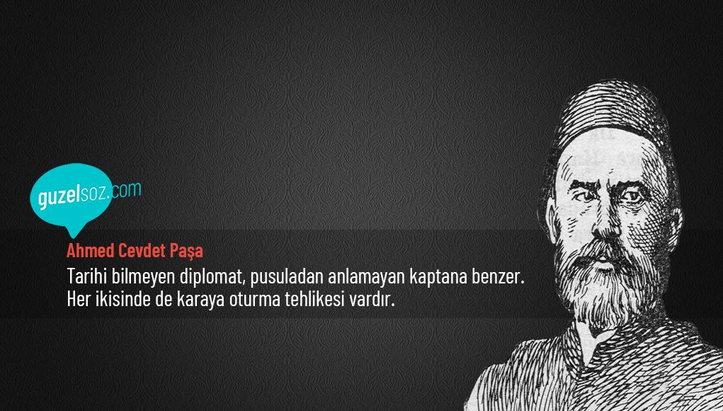 Ahmed Cevdet Paşa Sözleri