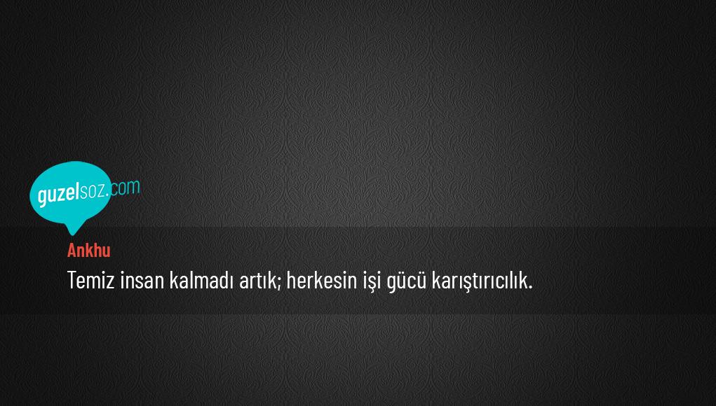 Ankhu Sözleri