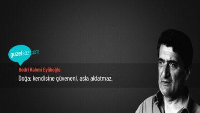 Photo of Bedri Rahmi Eyüboğlu Sözleri