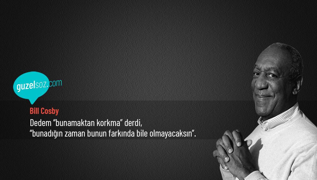 Bill Cosby Sözleri