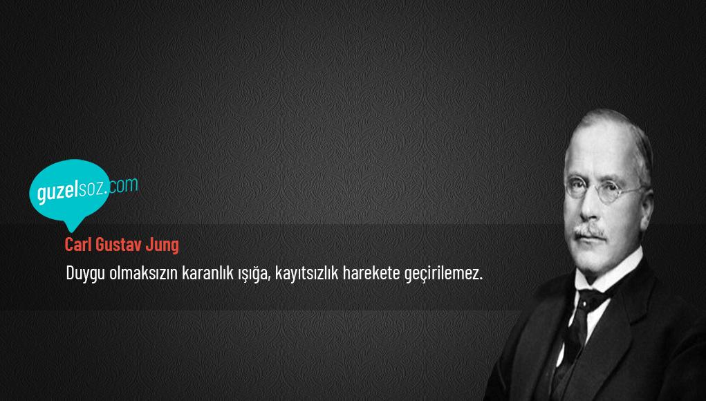 Carl Gustav Jung Sözleri