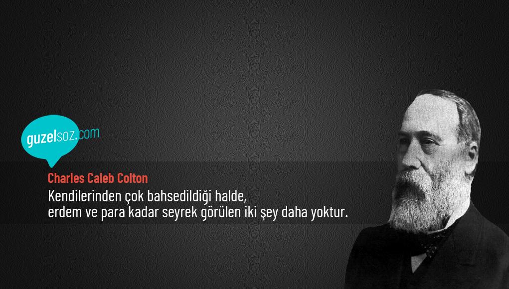 Colton Sözleri