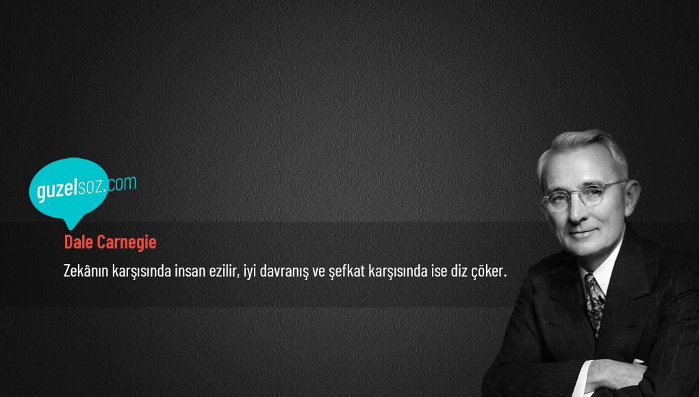 Dale Carnegie Sözleri