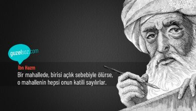 Photo of İbn Hazm Sözleri