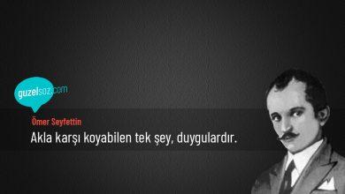 Photo of Ömer Seyfettin Sözleri