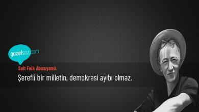 Photo of Sait Faik Abasıyanık Sözleri