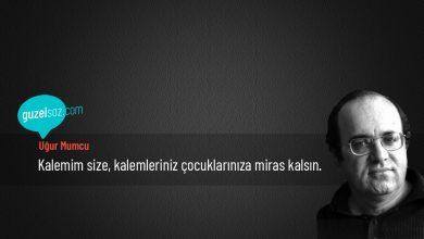 Photo of Uğur Mumcu Sözleri