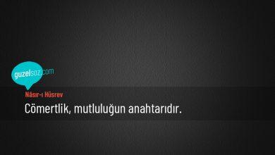 Photo of Nâsır-ı Hüsrev Sözleri